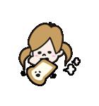 パンパン食パン(個別スタンプ:15)