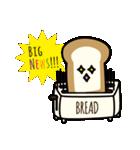 パンパン食パン(個別スタンプ:39)