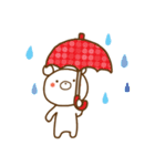 しろくまさん☆ほのぼのスタンプ 1(個別スタンプ:37)