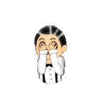 腹話術人形のマイケル(個別スタンプ:07)