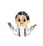 腹話術人形のマイケル(個別スタンプ:27)