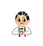 腹話術人形のマイケル(個別スタンプ:29)