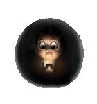 腹話術人形のマイケル(個別スタンプ:40)