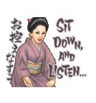 懐かしヤンキー娘(個別スタンプ:11)