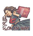 懐かしヤンキー娘(個別スタンプ:33)