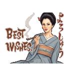 懐かしヤンキー娘(個別スタンプ:36)