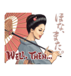 懐かしヤンキー娘(個別スタンプ:39)