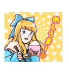 「アルプスの少女ハイジ」ちゃらおんじ編3(個別スタンプ:21)