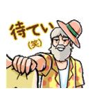 「アルプスの少女ハイジ」ちゃらおんじ編3(個別スタンプ:40)