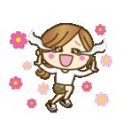 【毎日つかえる言葉♥2】ゆるカジ女子(個別スタンプ:16)