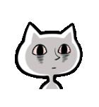 いろんな顔のネコさん(個別スタンプ:10)