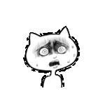 いろんな顔のネコさん(個別スタンプ:19)