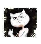 いろんな顔のネコさん(個別スタンプ:20)