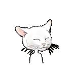 いろんな顔のネコさん(個別スタンプ:24)