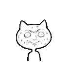 いろんな顔のネコさん(個別スタンプ:31)