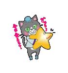 Hiroshima Cat 5 夏(個別スタンプ:9)