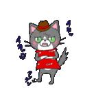 Hiroshima Cat 5 夏(個別スタンプ:17)