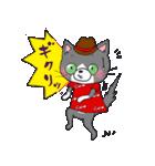 Hiroshima Cat 5 夏(個別スタンプ:21)