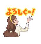 GO!プリンセスプリキュア(個別スタンプ:15)