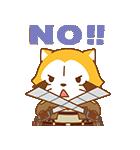 ラスカル×進撃の巨人 アニメスタンプ(個別スタンプ:02)
