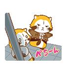 ラスカル×進撃の巨人 アニメスタンプ(個別スタンプ:19)