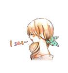 Lutella(個別スタンプ:16)