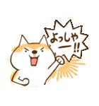 柴ちん2 柴犬とおしゃべり(個別スタンプ:16)