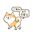 柴ちん2 柴犬とおしゃべり(個別スタンプ:20)