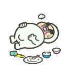 白タイツ坊やの訴え❗(個別スタンプ:40)