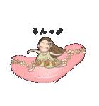 Aloha りいりい(個別スタンプ:01)