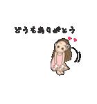 Aloha りいりい(個別スタンプ:02)