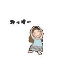 Aloha りいりい(個別スタンプ:23)