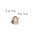Aloha りいりい(個別スタンプ:25)