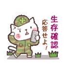 猫と四つ葉のクローバー 5(個別スタンプ:11)