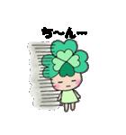 よつばちゃん!(改)(個別スタンプ:38)