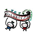お茶摘み日和(個別スタンプ:22)