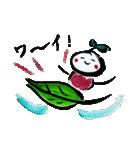 お茶摘み日和(個別スタンプ:40)