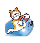 パフォーマンス猫キャラクター「ミュー」2(個別スタンプ:7)