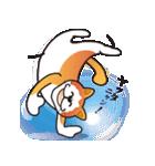 パフォーマンス猫キャラクター「ミュー」2(個別スタンプ:8)