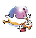 パフォーマンス猫キャラクター「ミュー」2(個別スタンプ:10)