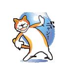 パフォーマンス猫キャラクター「ミュー」2(個別スタンプ:37)