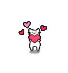 子ネコの小さめスタンプ(個別スタンプ:33)