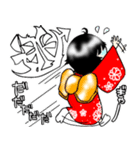 座敷童子スタンプ(個別スタンプ:05)