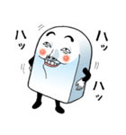 【青ひげ版】Mr.上から目線(個別スタンプ:40)