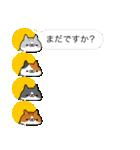 アイコンの中から猫だらけ(個別スタンプ:05)
