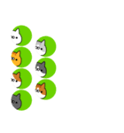アイコンの中から猫だらけ(個別スタンプ:28)