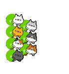 アイコンの中から猫だらけ(個別スタンプ:32)