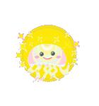 ぷかぷか虹色くらげ(個別スタンプ:13)