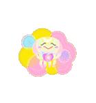 ぷかぷか虹色くらげ(個別スタンプ:30)