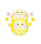 ぷかぷか虹色くらげ(個別スタンプ:35)